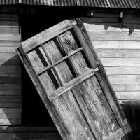 Independence Mine Door by bensonga in bensonga