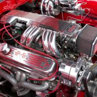 Chevrolet Impala Engine by bensonga