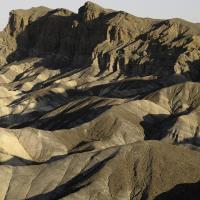 Death Valley National Park View from Zabriskie Point