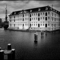 Amsterdam National Maritime Museum by bensonga in bensonga