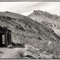Leadfield Ghost Town in Death Valley NP by bensonga