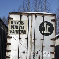 Illinois Central RR by bensonga in bensonga