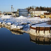 Ship Creek by bensonga