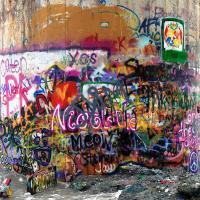 Tower Of Graffiti