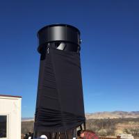 Bob's 40 inch StarStructure telescope by bensonga