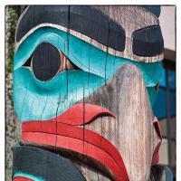 Alaska Totem by bensonga in bensonga