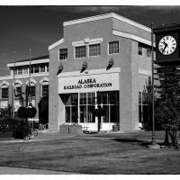 Alaska Railroad Headquarters by bensonga in bensonga