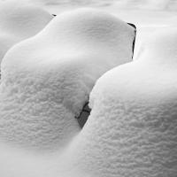 Snow on Deck by bensonga