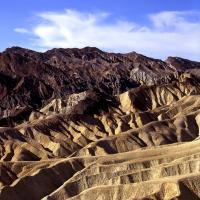Death Valley From Zabriskie Point by bensonga in bensonga
