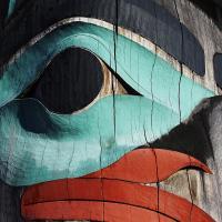 Totem Closeup by bensonga in bensonga