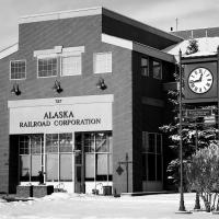 Alaska RR Headquarters by bensonga