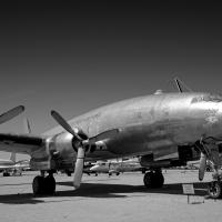 "Lockheed L-049 Constellation ""Columbine"" by bensonga"