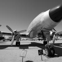 """Lockheed L-049 Constellation """"Columbine"""" by bensonga in bensonga"""