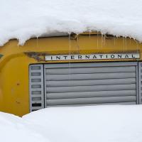 International Truck And Snow by bensonga in bensonga