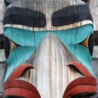 Alaska Totem by bensonga