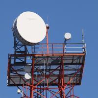 Alascom Tower (Olympus E-5) by bensonga in bensonga