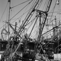 Galveston Texas Fishing Boat Rigging by bensonga in bensonga