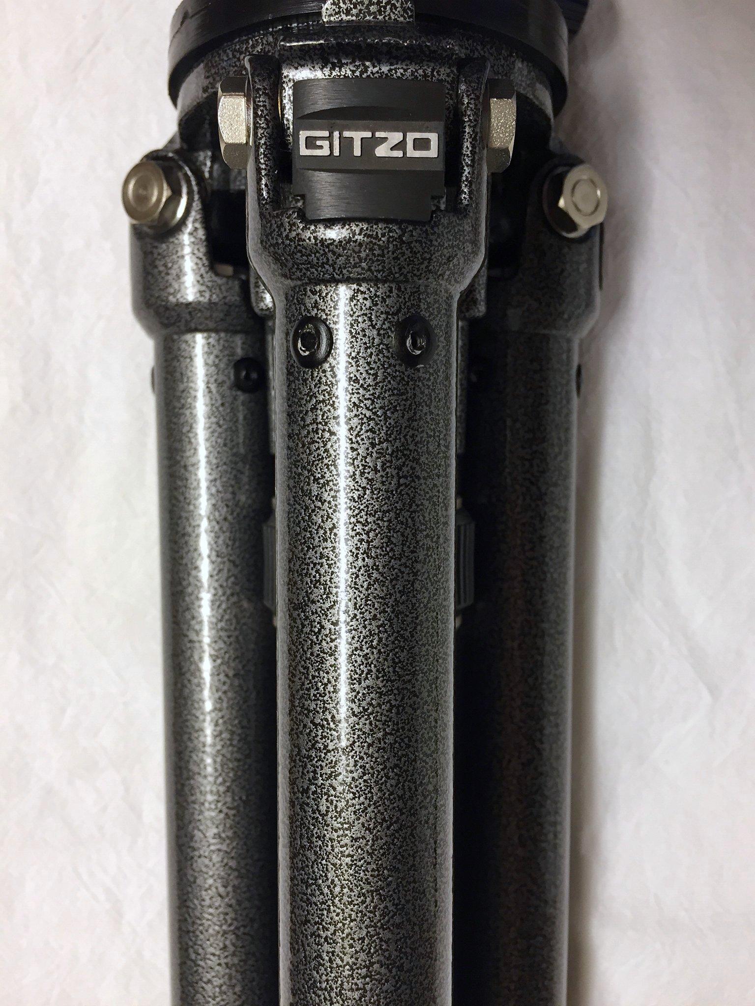 Gitzo Reporter Compact Performance by bensonga in bensonga