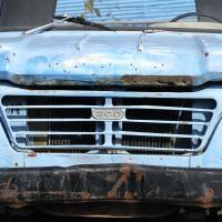 Blue Truck by bensonga