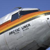 Arctic Liner Of Palmer Alaska by bensonga