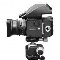 Hasselblad 503cw With Winder & 60mm Cfi by bensonga in bensonga