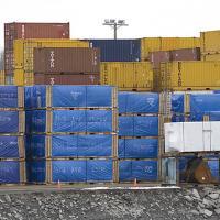 Ship Creek Containers by bensonga in bensonga