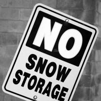 No Snow Storage by bensonga in bensonga