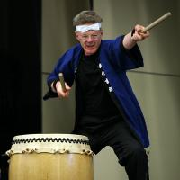 Taiko Biachi Performer