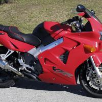 1998 VFR800 08-2010