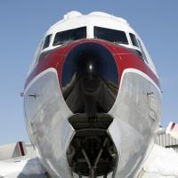 Northern Air Cargo Douglas Dc-6 by bensonga in bensonga