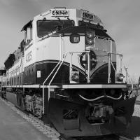 Alaska Rr Engine 4325 Bw by bensonga