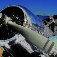 Solarized De Havilland Beaver by bensonga