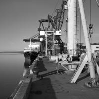 Anchorage Port by bensonga