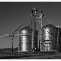 Silos near Dragoon, AZ by bensonga in bensonga