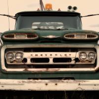 Chevrolet Truck by bensonga in bensonga