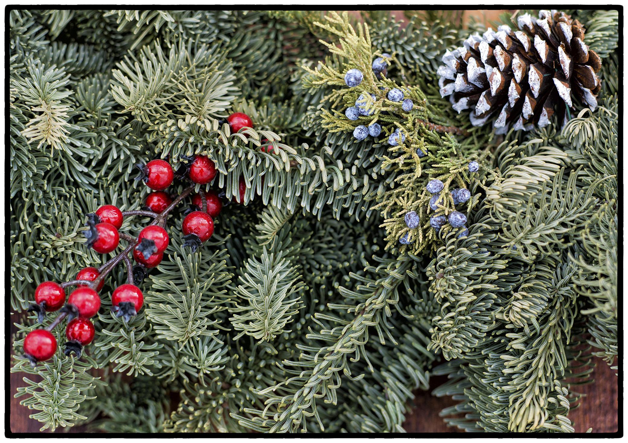 Wreath by bensonga in bensonga