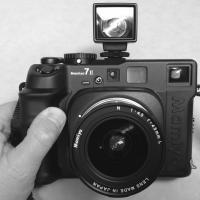 Mamiya 7II and 43mm lens by bensonga in bensonga