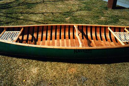 Navarro Legacy Canoe by bensonga in bensonga