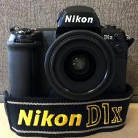 Nikon D1x by bensonga in bensonga