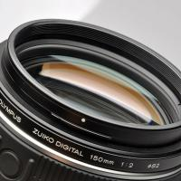 Olympus FT 150mm f2 ED lens by bensonga