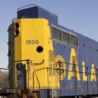 Ak Rr Locomotive No. 1809 by bensonga in bensonga