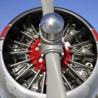 Beaver 9 Cylinder Radial Engine by bensonga in bensonga