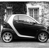 Smart Car In France by bensonga