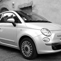 Fiat 500 In France by bensonga