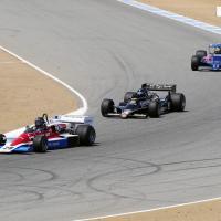 Monterey Motorsports Reunion Group 7B Turn 4
