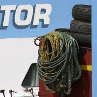 P1010097 Z Tractor W-nikkor 300mm Edif Crop-1 by bensonga in bensonga