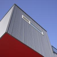 Modernist Condo Building by bensonga