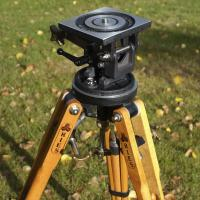 Ries Tripod and Head by bensonga