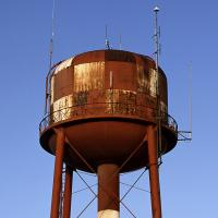 Government Hill Water Tower by bensonga in bensonga