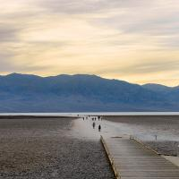 Badwater, Death Valley by TimothyHyde in TimothyHyde